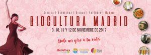Cabecera BioCultura Madrid 2017