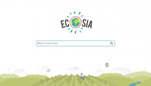 Buscador Ecosia