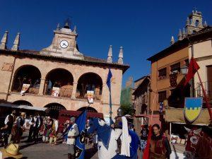 Ayllón Medieval. Fotografía de Arzu Fernández Andrés.