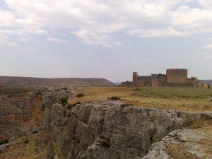Castillo de Caracena.