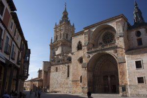 Catedral de El Burgo de Osma - Ciudad de Osma. Fotografía de Rober f García.