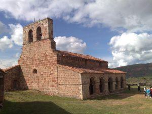 Ermita de Santa María de Tiermes. Fotografía de Arzu Fernández Andrés.