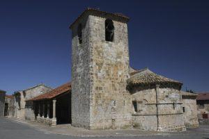 Iglesia de San Bartolomé, Campisábalos. Fotografía de Rober f García.