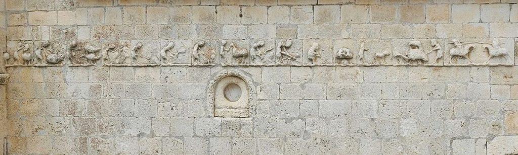 Mensario de la Capilla de San Galindo, en Campisábalos.