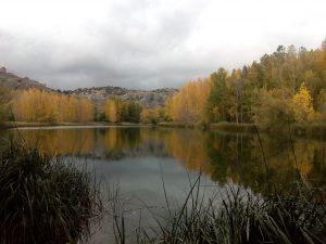 Monumento Natural Sierra de Pela y Laguna de Somolinos. Fotografía de Arzu Fernández Andrés.