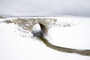 Puente de la Moya, Campisábalos. Fotografía de Rober f García.