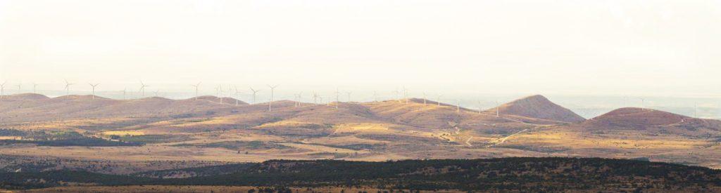 Sierra de Pela desde el Alto Rey. Fotografía de Rober f García.