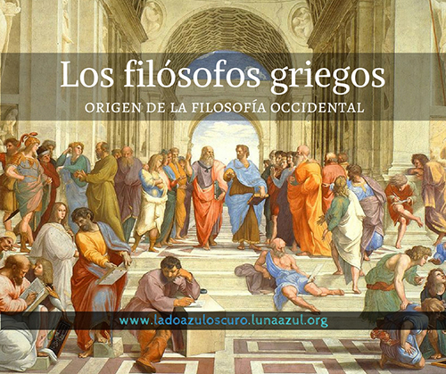 Los fil sofos griegos origen de la filosof a occidental - Frases en griego clasico ...