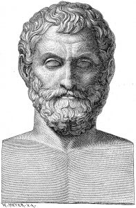 Thales de Mileto (VII–VI a.C.)