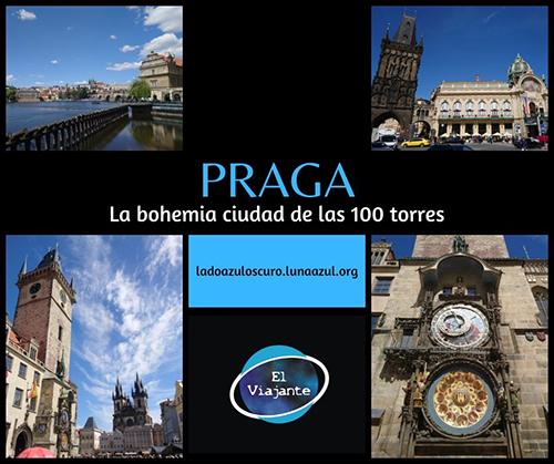 Praga, la bohemia capital de las cien torres